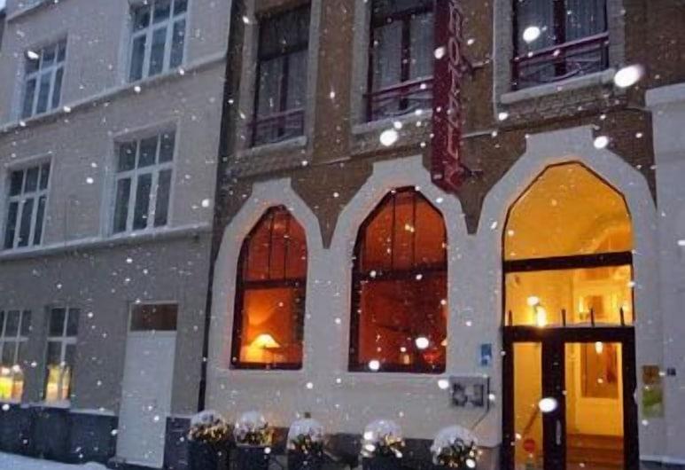 路易莎飯店, 奧斯坦德