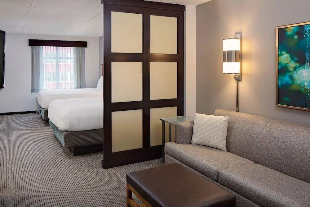 Room, 2 Queen Beds, Accessible, Bathtub - Guest Room