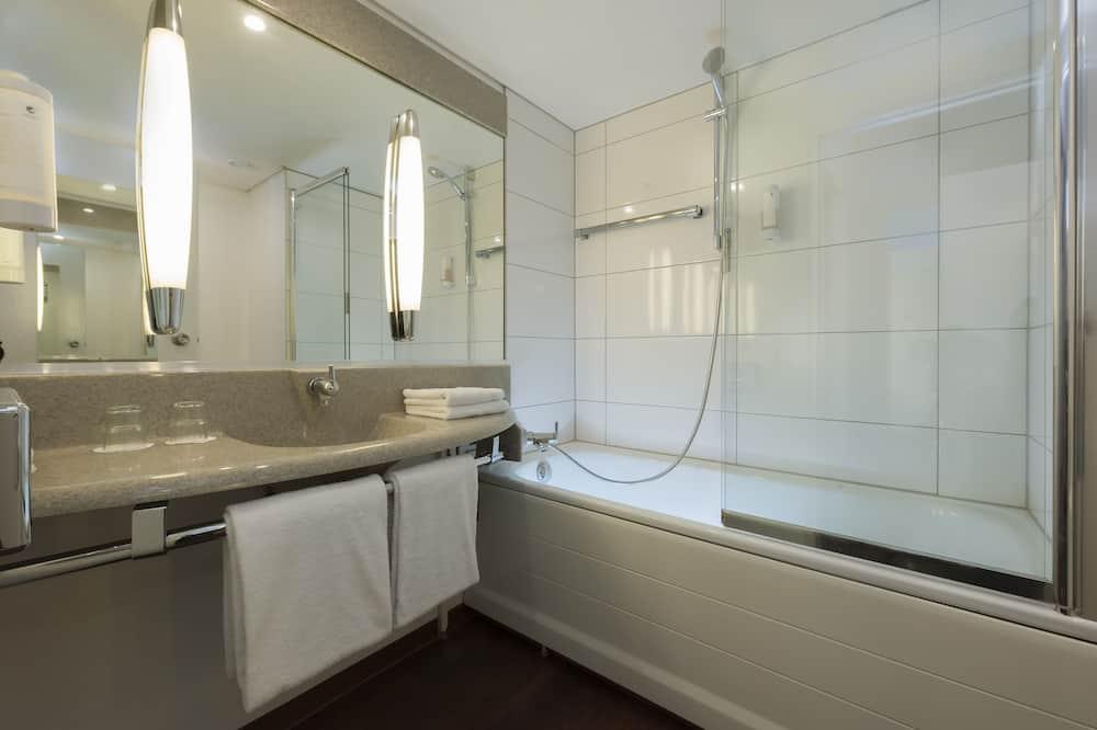 Habitación estándar, 1 cama de matrimonio - Cuarto de baño