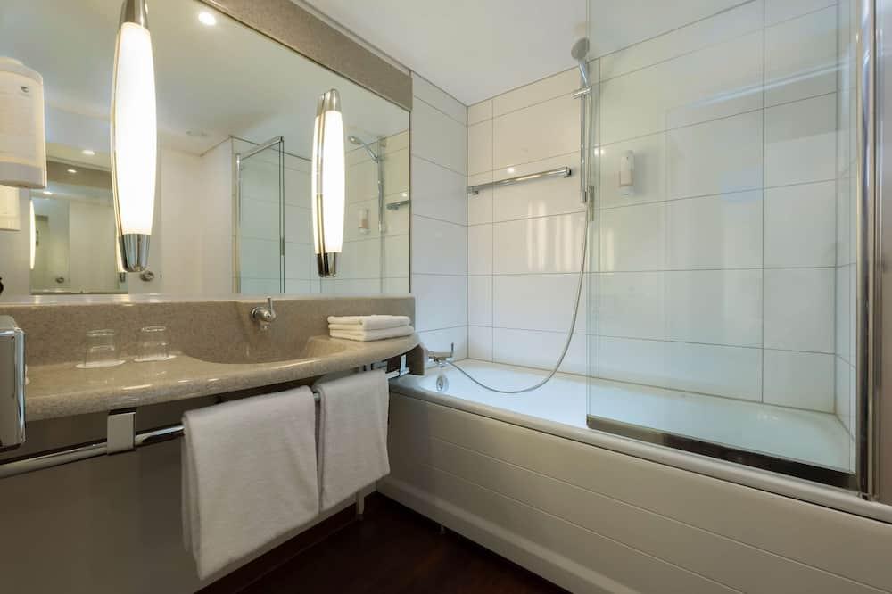 家庭客房, 多張床 - 浴室