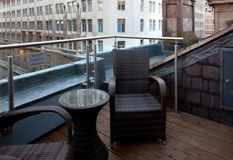 Heywood House Hotel, BW Signature Collection by Best Western, Liverpool, Superior Double Room, Balcony, Balcony