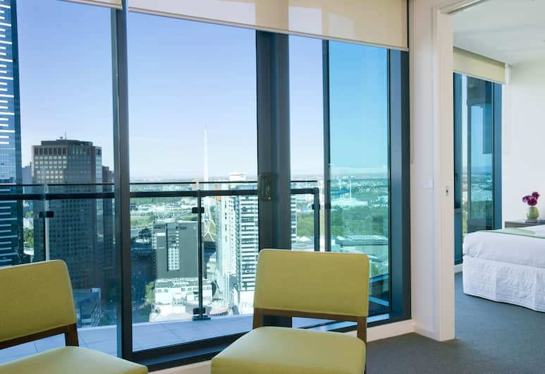 City Tempo - SouthbankOne, Southbank, Executive Two Bedroom Apartment, View from room