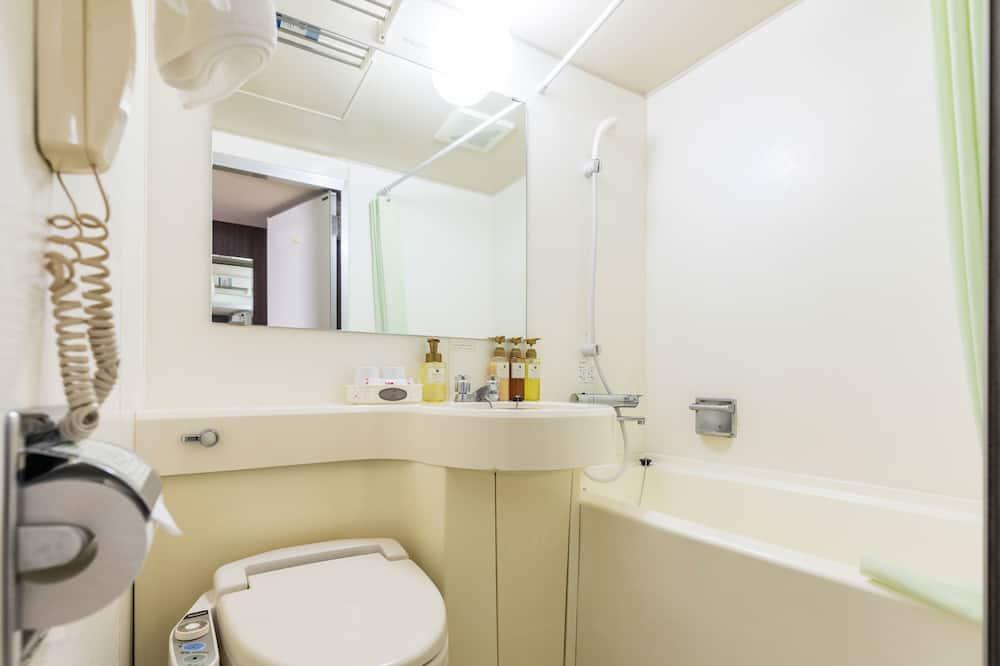 Deluxe Double Room, Smoking - Bathroom