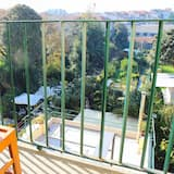 Standard Triple Room, Balcony, Garden View - Balkoni