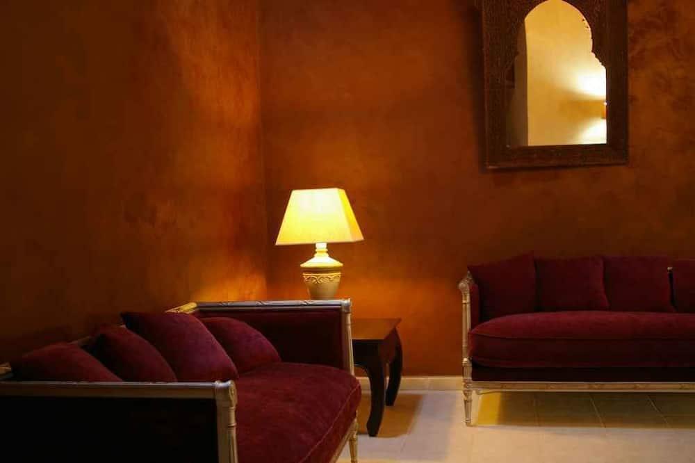 Superior Double Room (Al-Azraq) - Bilik Rehat