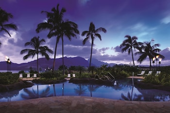 利湖埃考艾礁湖萬豪酒店的圖片