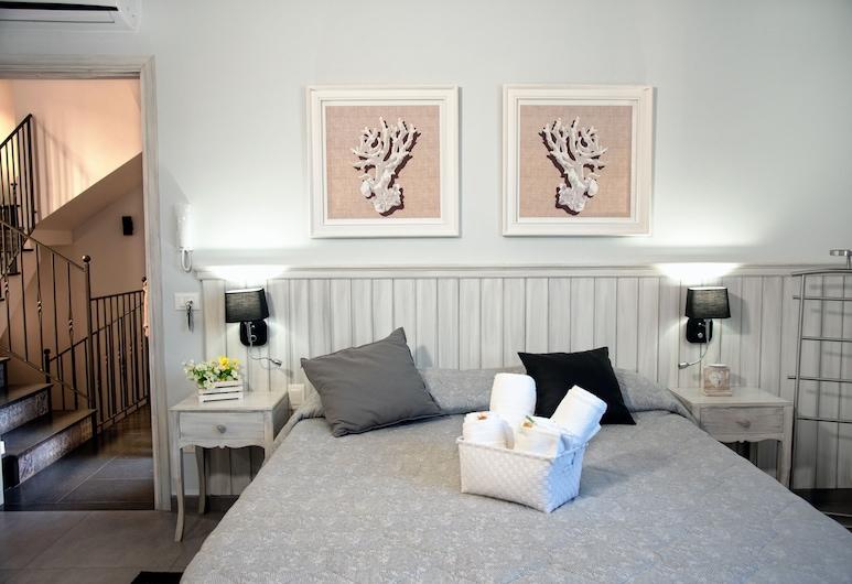 Conte Luna, סקיאצ'ה, חדר יחיד, נוף לעיר, חדר אורחים
