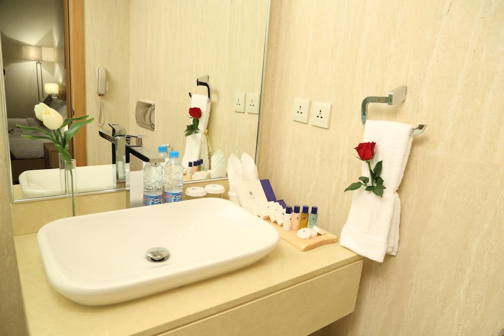 Стандартный двухместный номер с 2 односпальными кроватями - Ванная комната