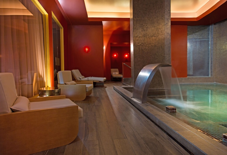The Vintage Hotel & Spa - Lisbon, Lisboa, Deluxe Room with Exclusive Pool Access and City View, Habitación