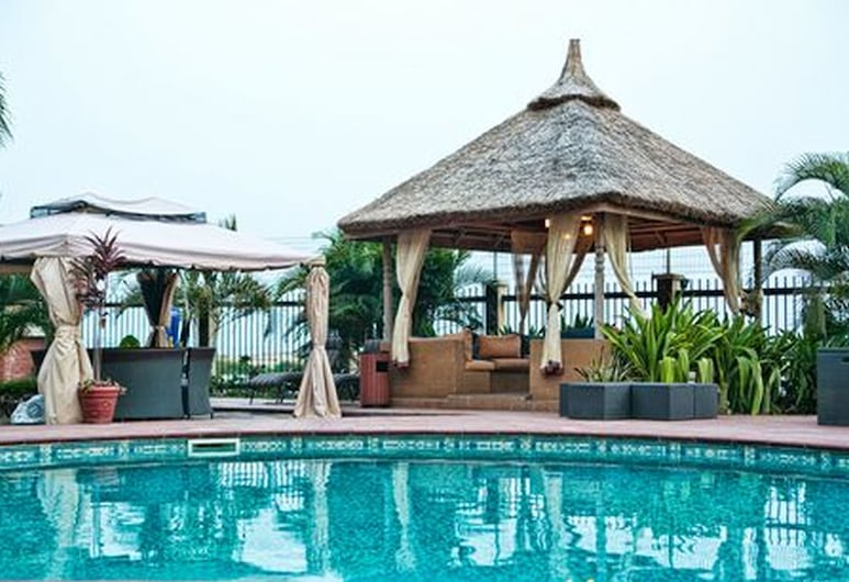 Hotel Bon Voyage, Lagos, Bazén