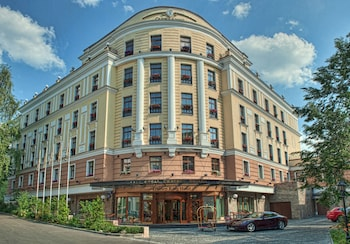 Picture of Garden Ring Hotel in Moscow