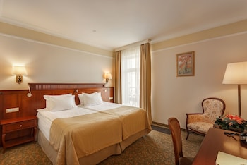 Selline näeb välja Garden Ring Hotel, Moskva
