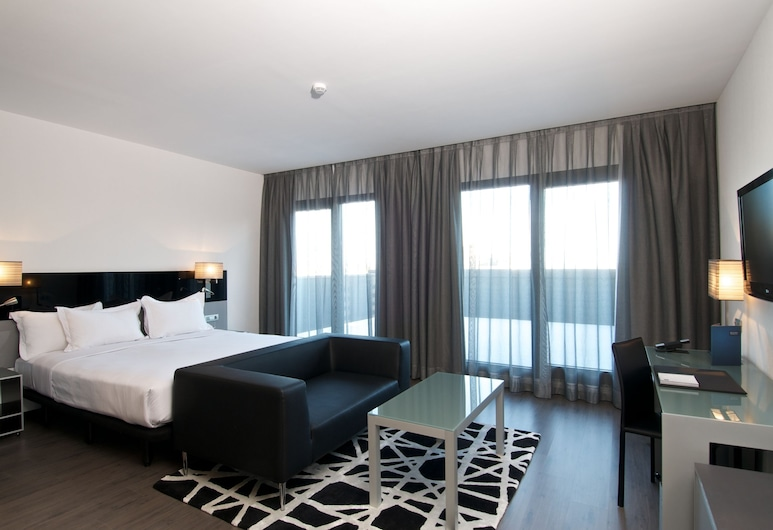 AC Hotel Atocha by Marriott, Madrid, Chambre Supérieure, 1 grand lit, Chambre