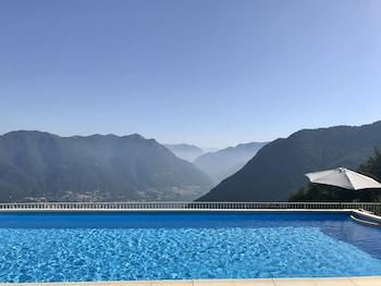 Picture of Hotel Paradiso sul Lago in Brunate