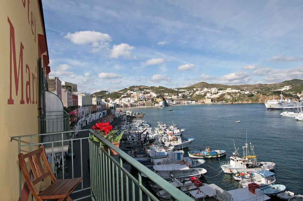 Standard Double Room, Sea View - Balcony
