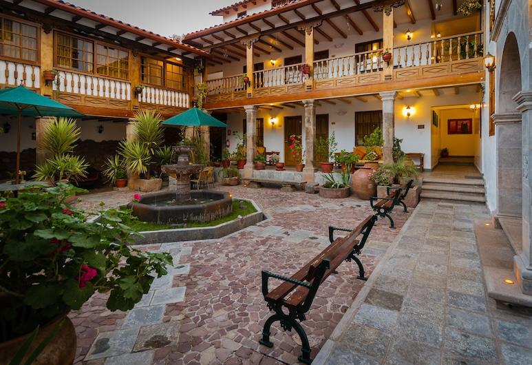 Hotel Rumi Punku, Cusco, Innenhof