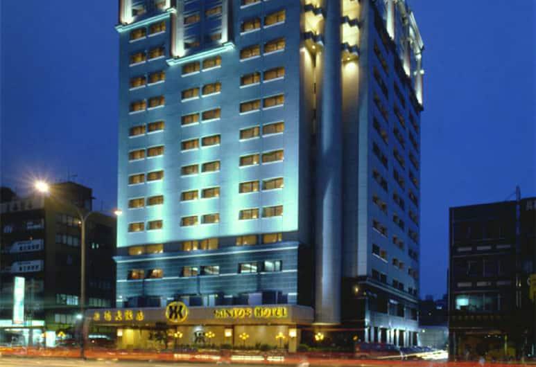 산토스 호텔, 타이베이, 숙박 시설 부지