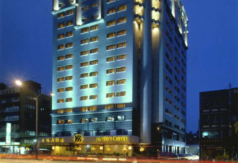 Santos Hotel, Taipei, Terrein van accommodatie