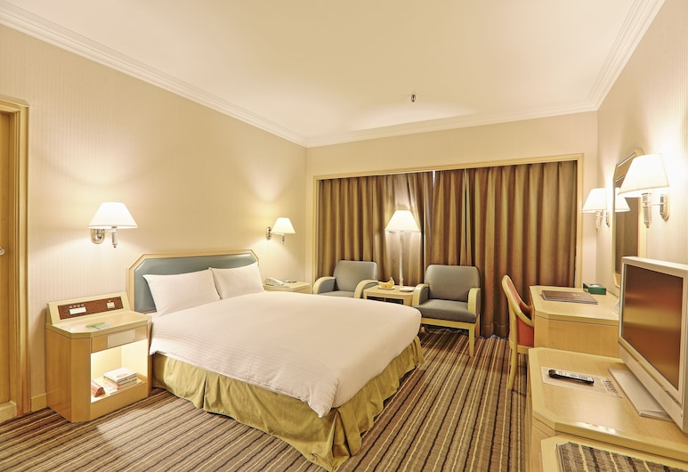三德大飯店, 台北市, 標準雙人房, 客房
