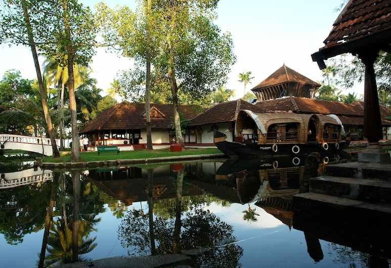 Coconut Lagoon-Cgh Earth, Kumarakom, Вхід у приміщення