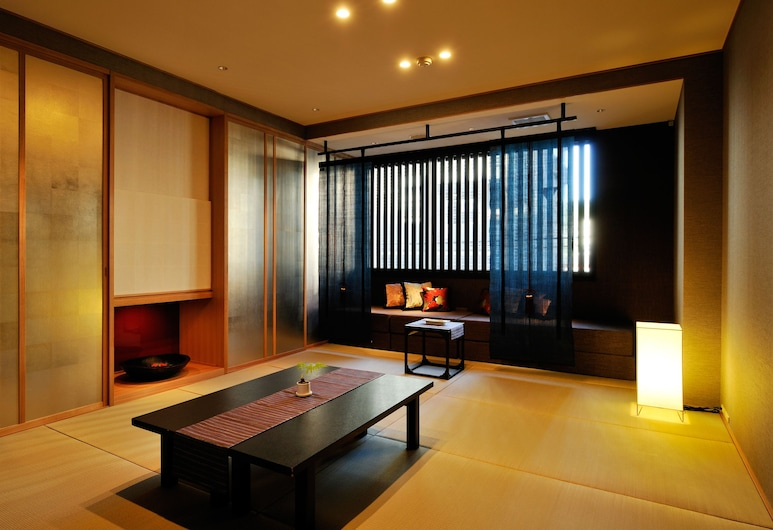 Gion Shinmonso, Kyoto, Traditional Room, Multiple Beds, Private Bathroom (Japanese Room), Guest Room
