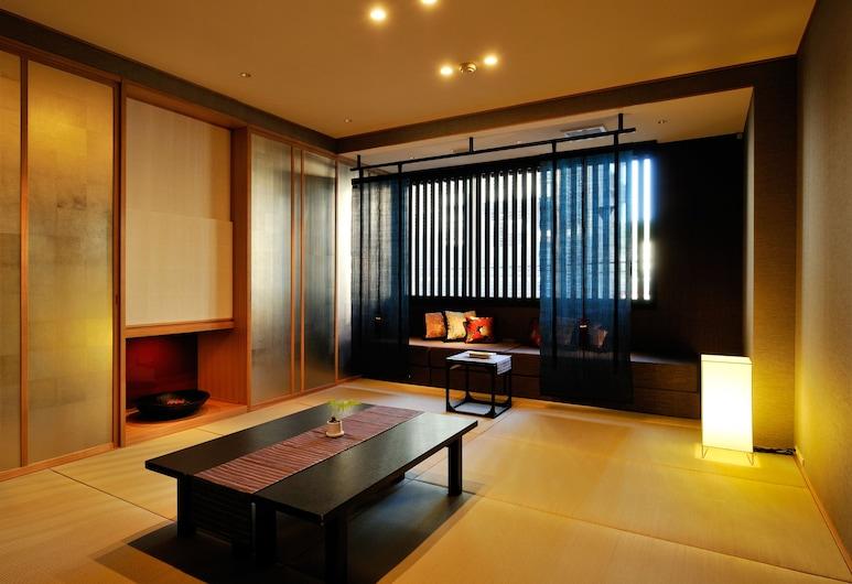 祗園新門莊酒店, Kyoto, 傳統客房, 多張床, 私人浴室 (Japanese Room), 客房