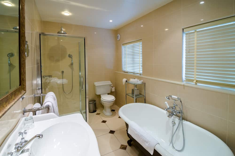 Superior Cottage, 1 Double Bed - Bathroom