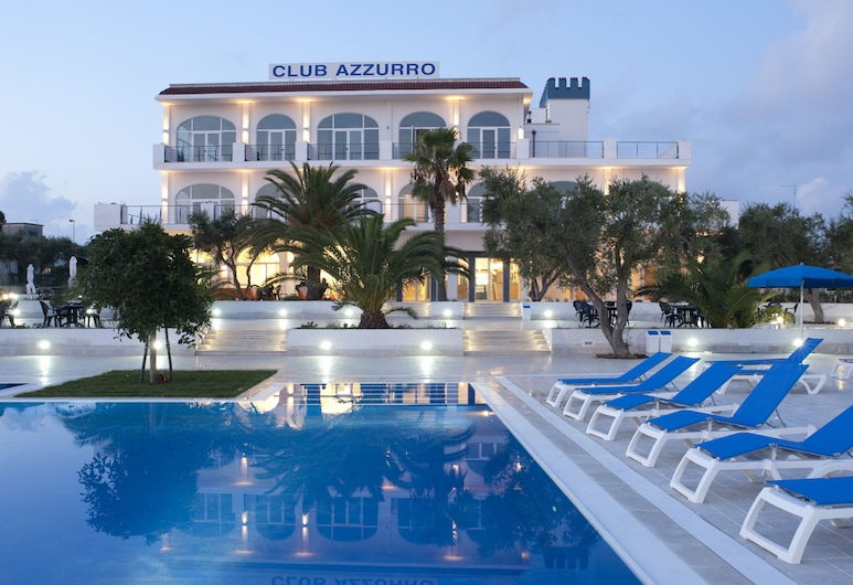 Club Azzurro Hotel & Resort, Porto Cesareo, Utendørsbasseng