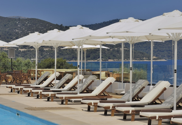 Sarpedor Boutique Hotel, Bodrum, Açık Yüzme Havuzu