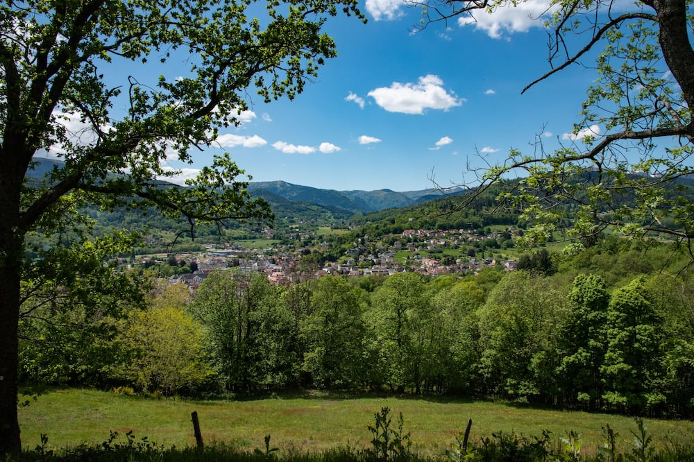 Bergblick