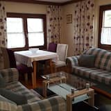 Two Bedroom Apartment - additional end of stay cleaning fee €45 - payable at the hotel - Living Area