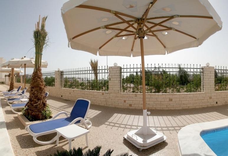 4s Hotel Dahab, Sainte-Catherine, Façade de l'hôtel