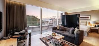 香港、ロテル アイランド サウスの写真