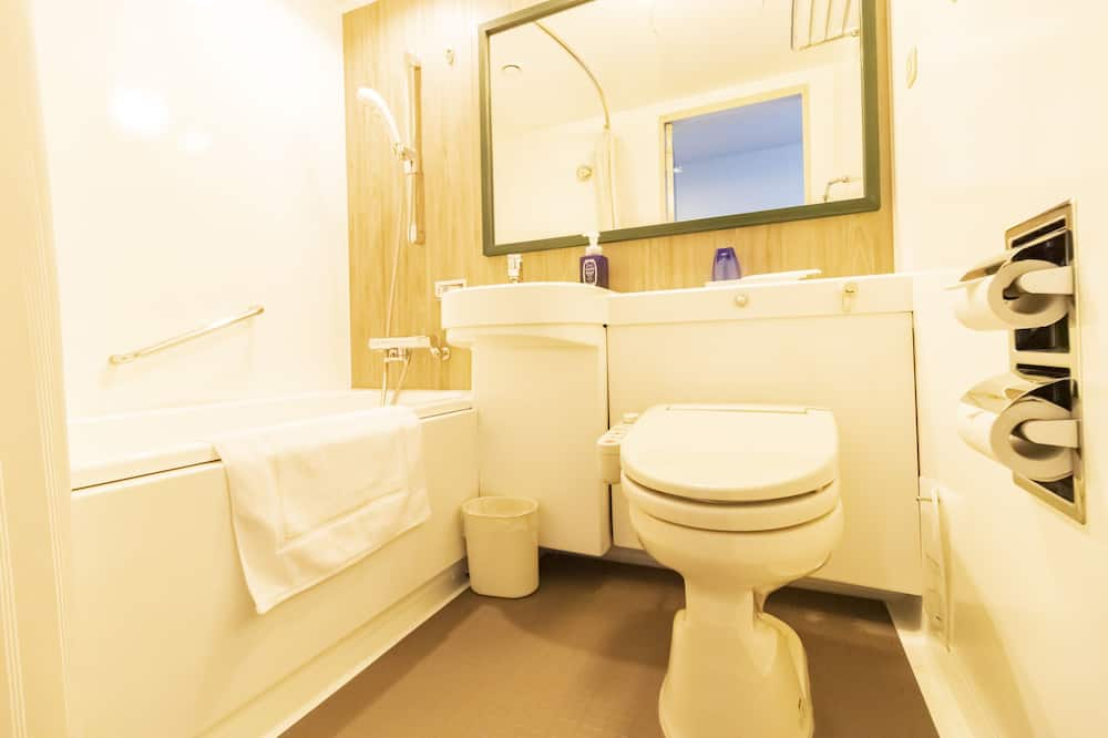 חדר סופריור טווין, ללא עישון (5th - 10th Floor) - חדר רחצה