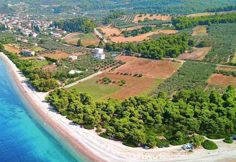 Souris, Mantoudi-Limni-Agia Anna, Beach
