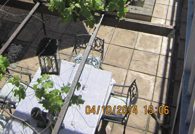 La Roche Guest House, Cape Town, Dvokrevetna soba (King/Sleeper Couch), Pogled iz sobe za goste