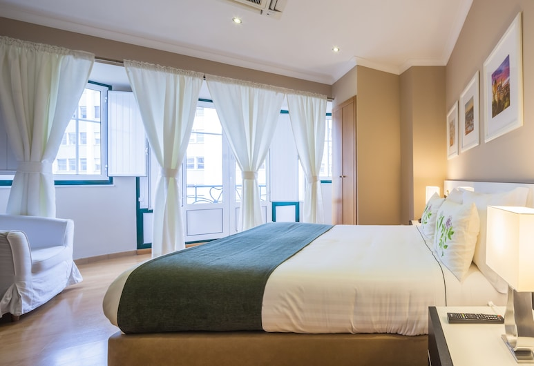 Vila Nova Guesthouse, Lisboa, Habitación doble superior, Habitación
