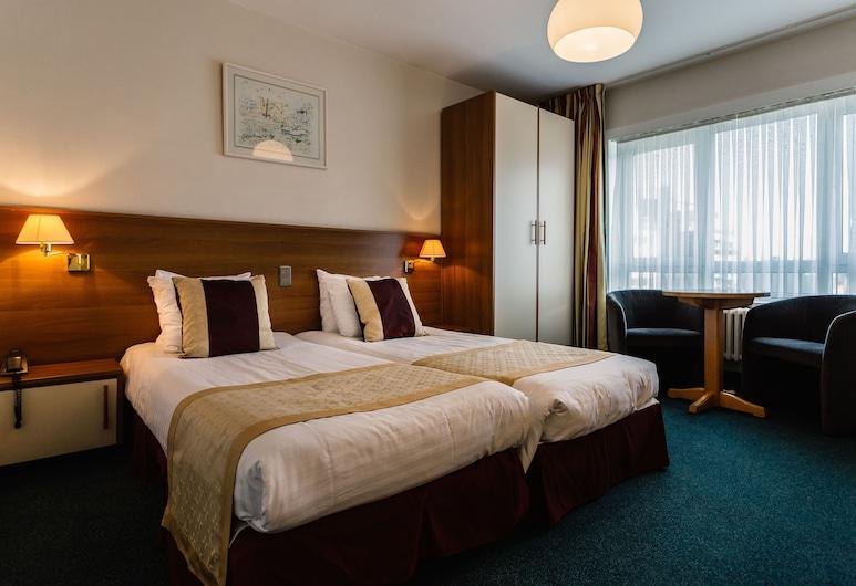 Hotel Prado, Ostende, Doppelzimmer, Stadtblick, Zimmer