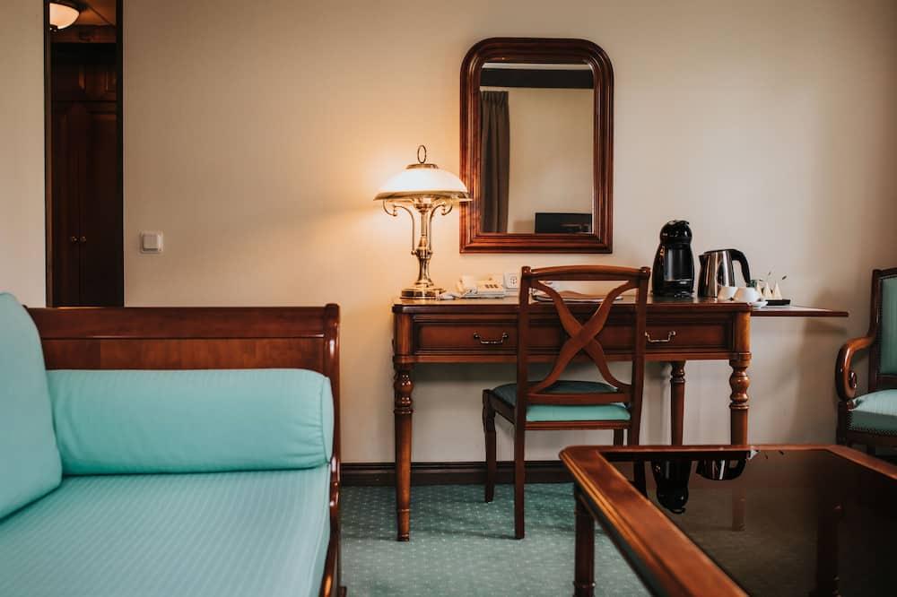 Suite Deluxe, 1 habitación - Sala de estar