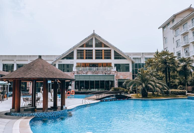 Pullman Zhangjiajie, Zhangjiajie, Εξωτερική πισίνα
