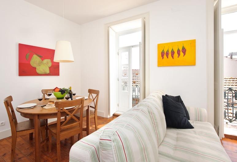 Hello Lisbon City Apartments, Lissabon, Íbúð - 1 svefnherbergi, Herbergi