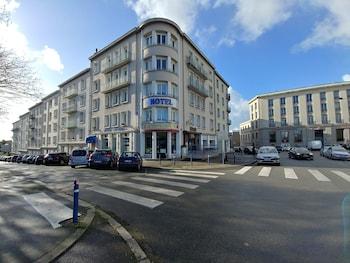 Foto del Agena en Brest