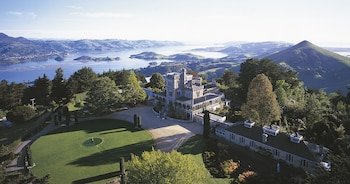 Picture of Larnach Lodge in Dunedin