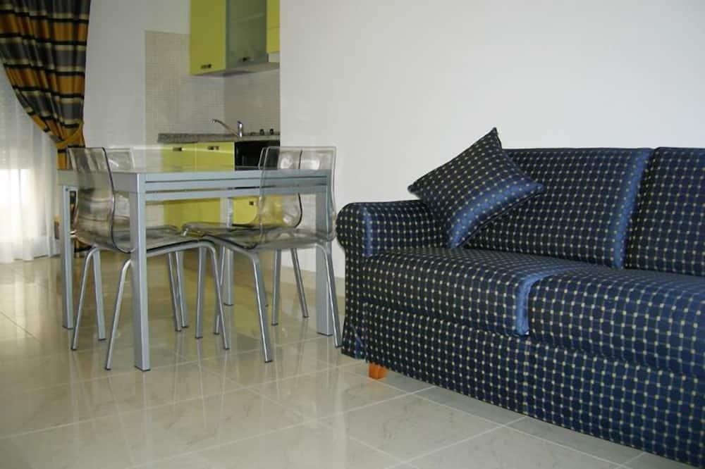 Appartamento Standard (for 3 people) - Area soggiorno