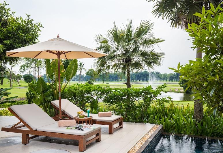 Summit Windmill Golf Residence, Bang Phli, Piscina al aire libre