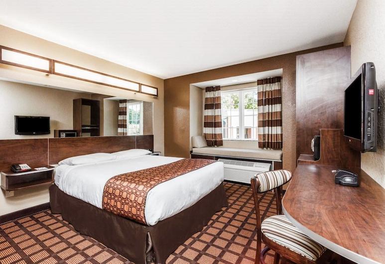 Microtel Inn & Suites by Wyndham Macon, Macon, Kamar, 1 Tempat Tidur Queen, non-smoking, Kamar Tamu