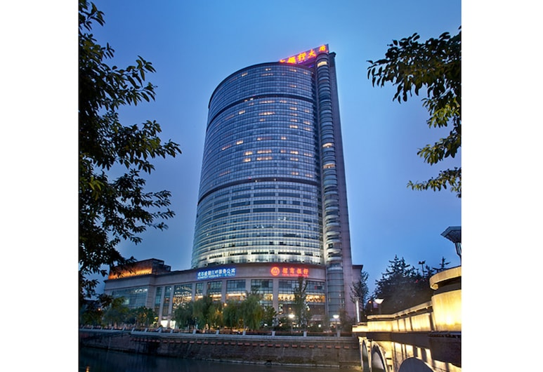 Somerset Riverview Chengdu, צ'נגדו