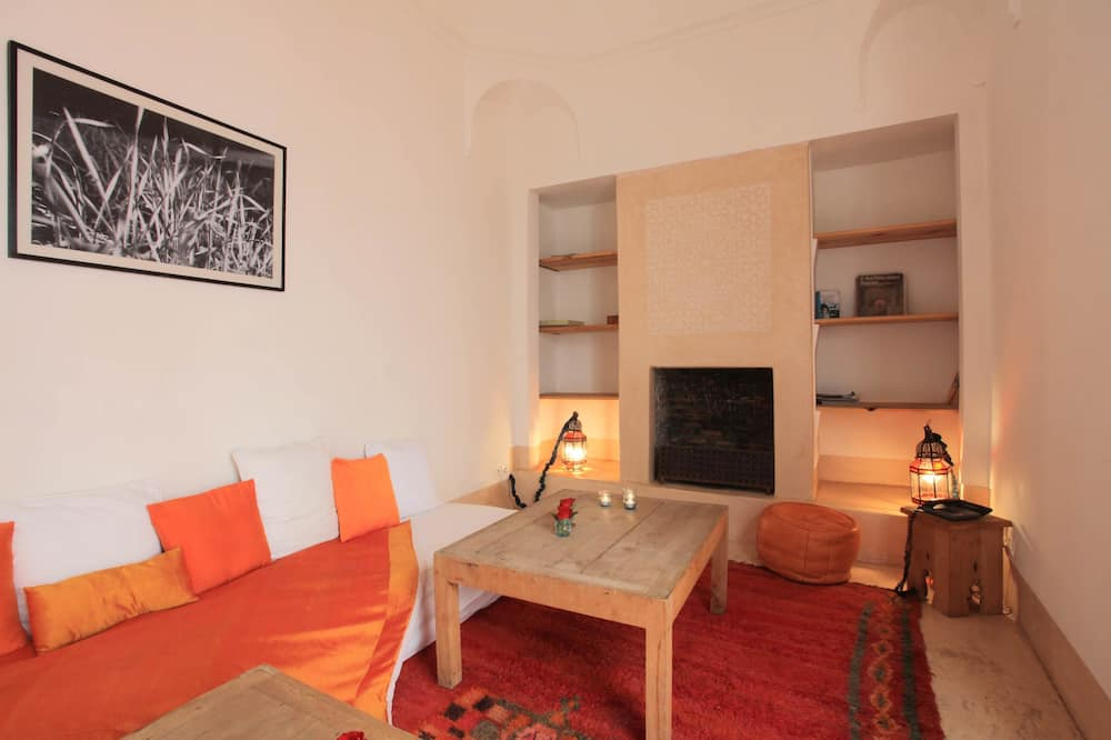 Izba typu Superior s dvojlôžkom alebo oddelenými lôžkami - Obývacie priestory