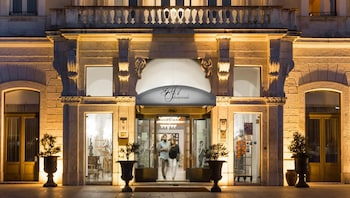 A(z) Grande Albergo Internazionale hotel fényképe itt: Brindisi