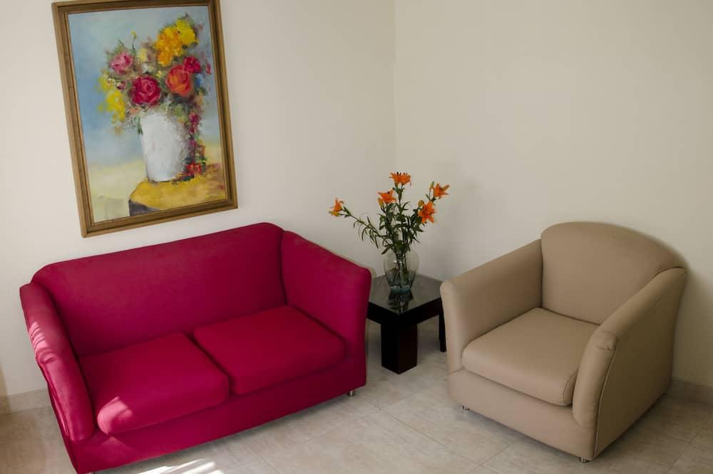 Suite Sénior - Sala de Estar